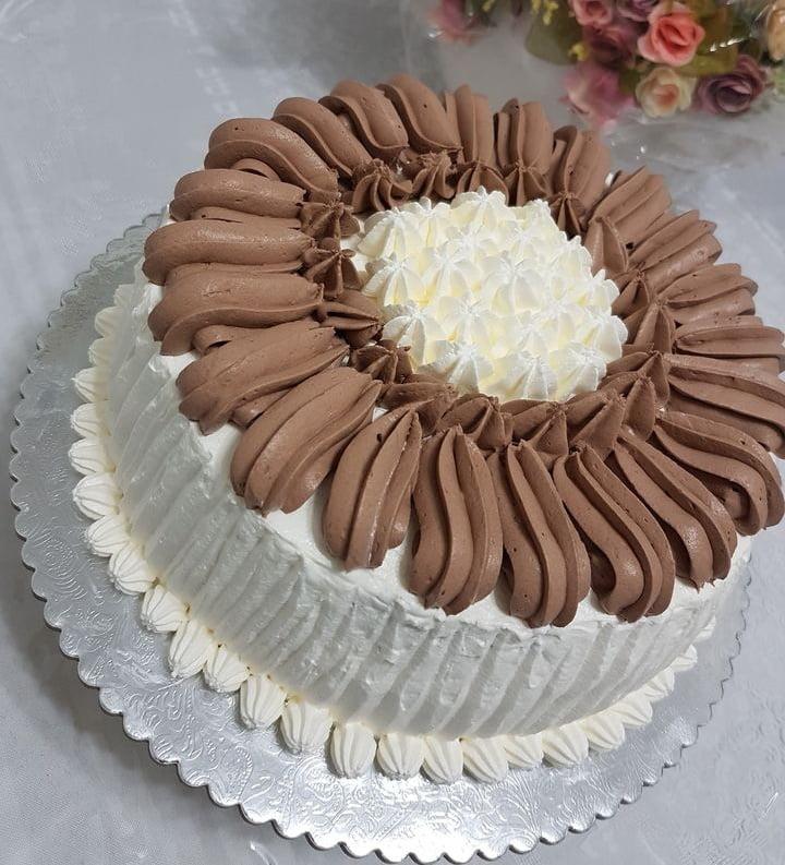 עוגת ספוג…עוגת תופין (לקח)_מתכון של כרמלה שמואל