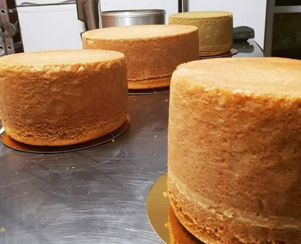 עוגת ספוג_מתכון של המטבח של תכלת
