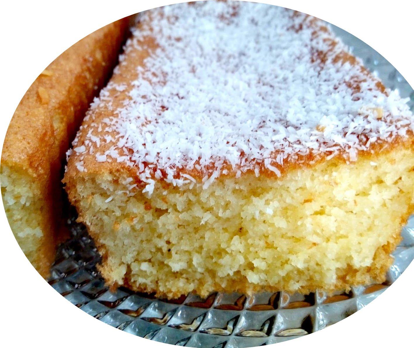 עוגת קוקוס וסולת_מתכון של אורה ארגוב