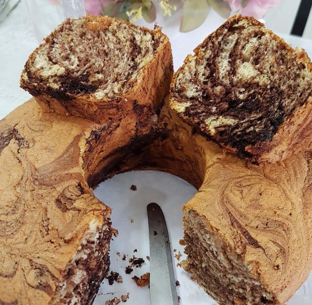 עוגת שיש_מתכון של כרמלה שמואל