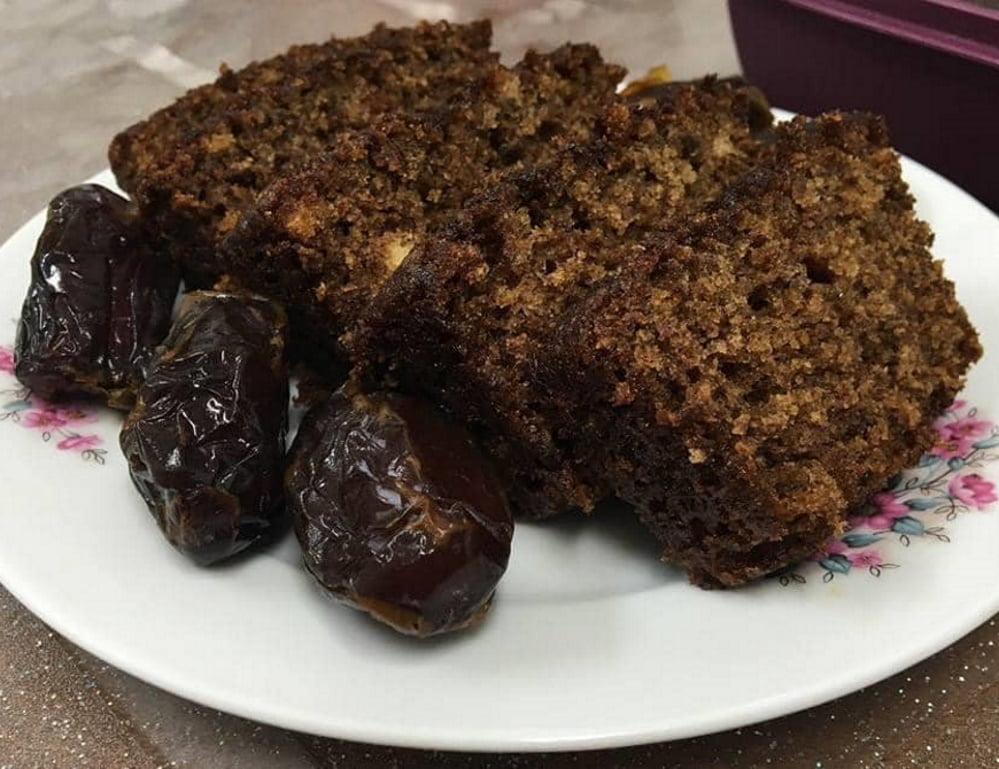 עוגת תמרים משגעת 💖_מתכון של מרי שקד שירזי