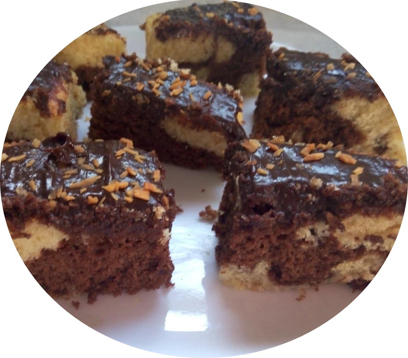 עוגת תפוזים שוקולדית_מתכון של אורה ארגוב – מאסטר מתכונים
