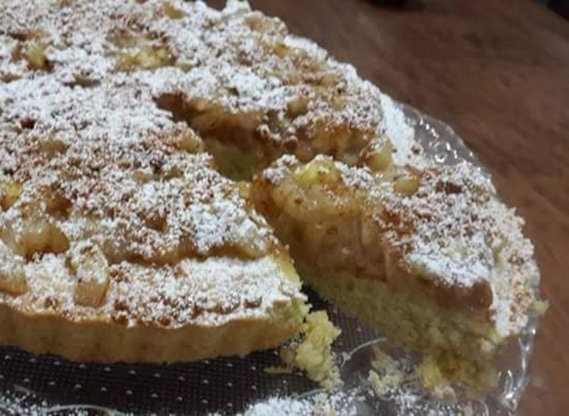 פאי_תפוחים או עוגת תפוחים_מתכון של מגי נוני מרגלית