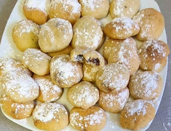 קרמוגיות …עוגיות ממולאות בשוקולד, אגוזי פקאן טחונים וקוקוס_מתכון של יפה וקס ברקו