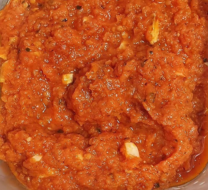 רוטב עגבניות בסיס לפיצה/פסטה_מתכון של יפה וקס ברקו