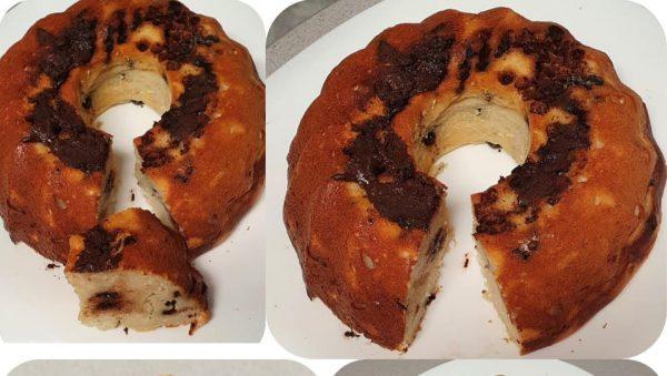 עוגת גבינה ושוקולד ציפס_מתכון של יפה וקס-ברקו