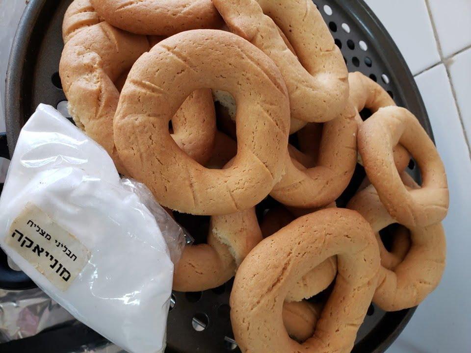 עוגיות אמוניאק_מתכון של לאה בוארון