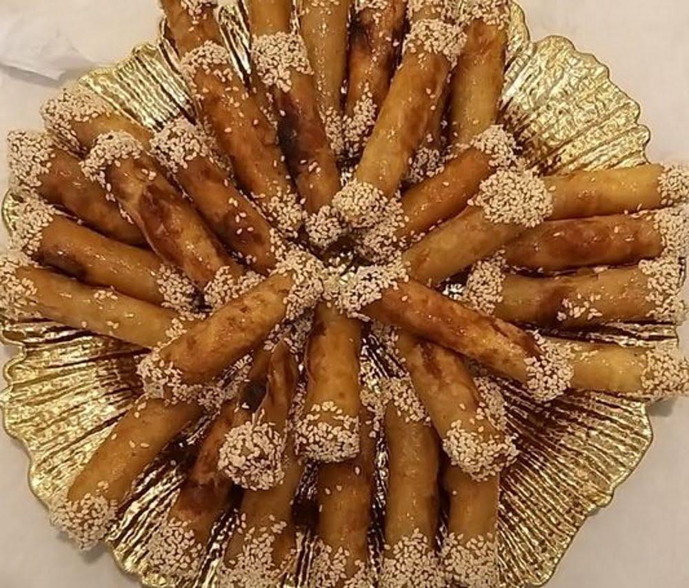 סיגרים עם שקדים_מתכון של אילנה בוכריס