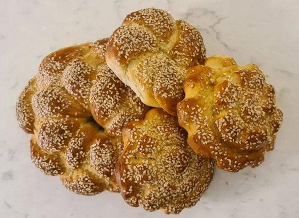 לחם לכבוד שבת קודש❤_מתכון של אילנה בוכריס