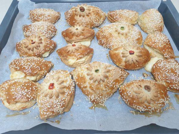 מתכון כתוב + סרטון המחשה להכנת בוריקיטס מבצק חמאה ❤_מתכון של ירדנה ג'נאח