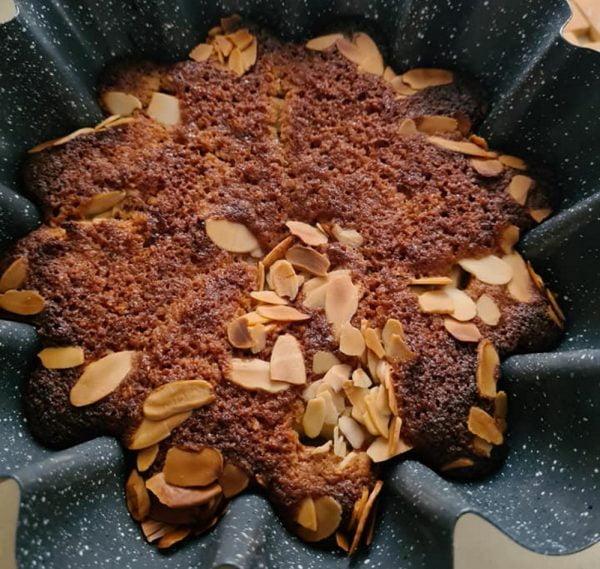 עוגת תפוחים כפרית טעימה מאוד_מתכון של מילן וקנין