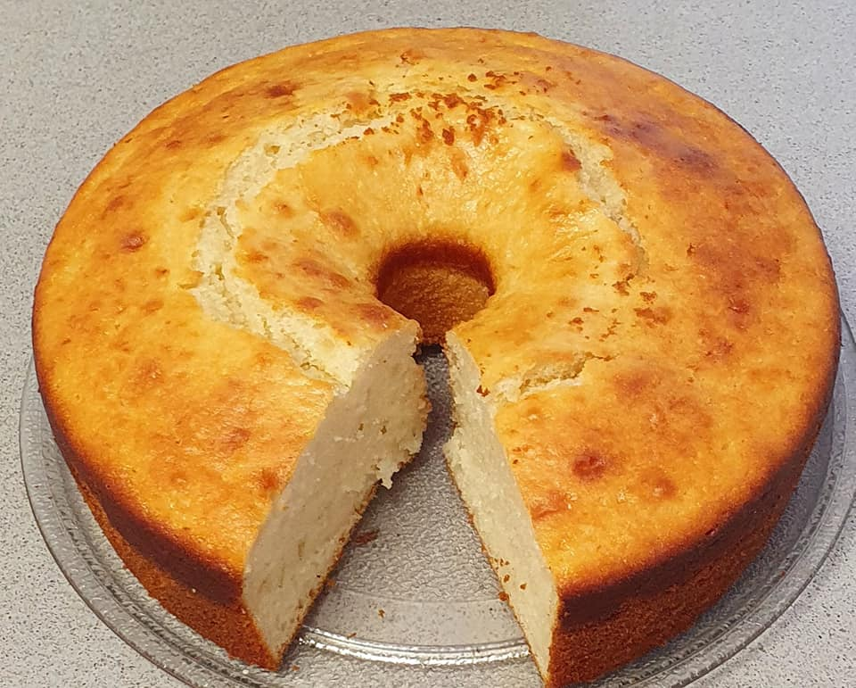 עוגת גבינה ללא הפרדת ביצים רכה וטעימה_מתכון של יפה וקס ברקו
