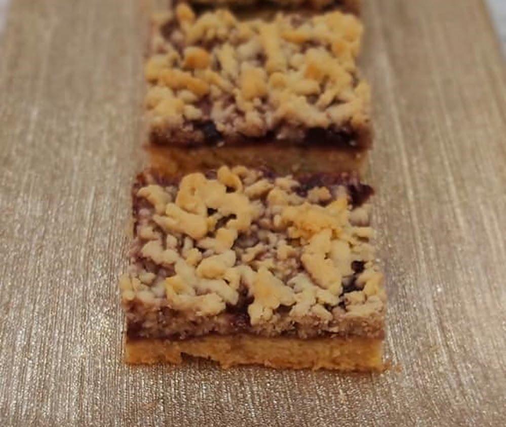 עוגיות ריבה ושטרוייזל_מתכון של רוז טעים במטבח אוחנה