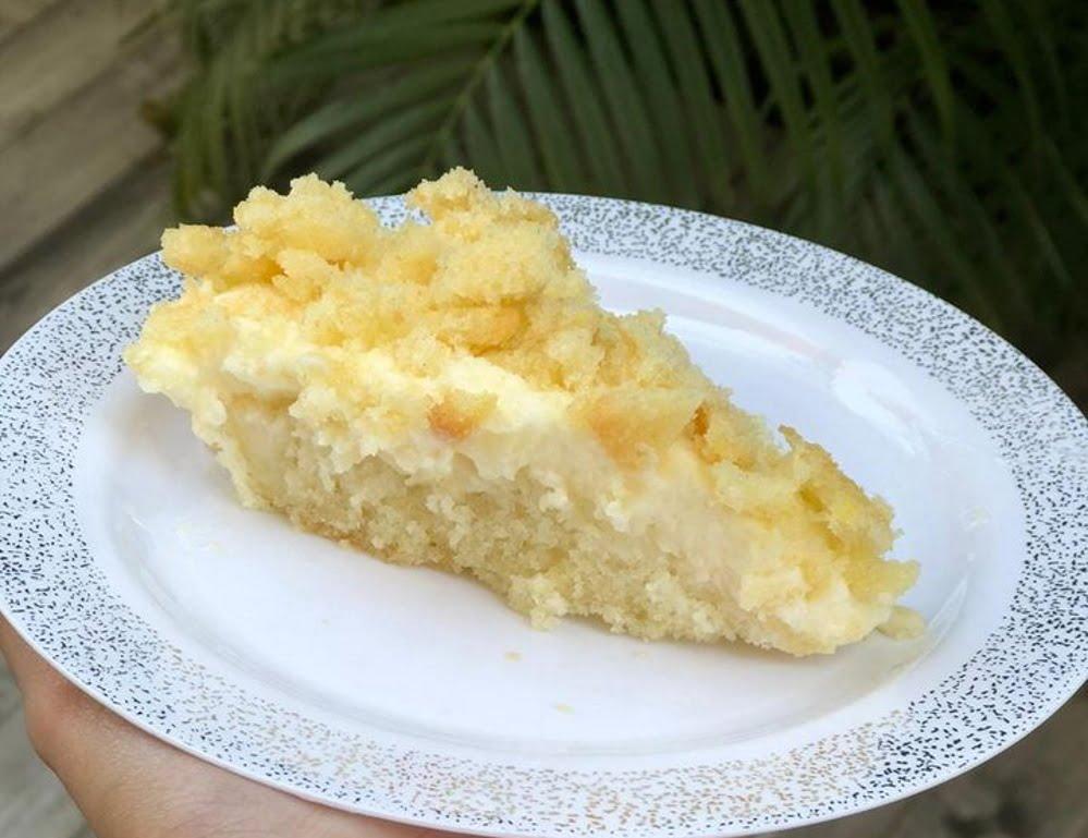 עוגת טורט שמנת קלילה_מתכון של אילנה בוכריס