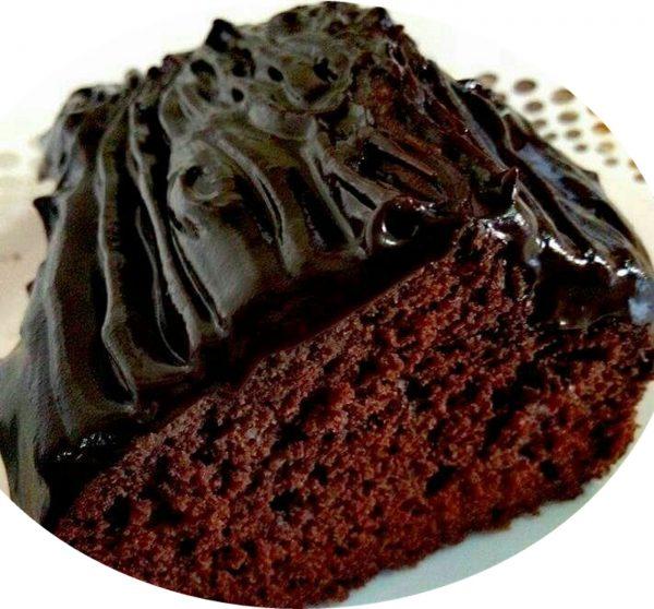 עוגת שוקולד קרמית_מתכון של אורה ארגוב