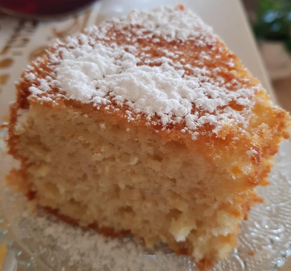 עוגת טורט תפוזים פשוטה וטעימה🌹_מתכון של נורית יונה