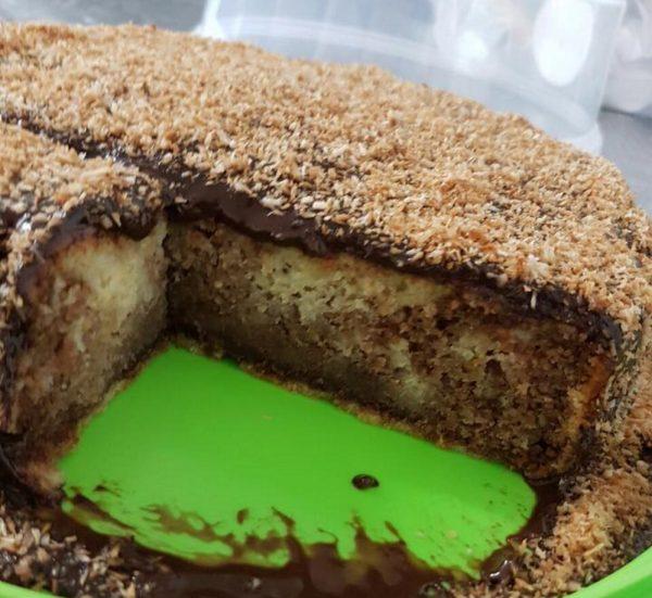 עוגת נוטלה ושמנת משוישת…הועלה על ידי עליזה מרציאנו_מתכון של אורנה ועלני