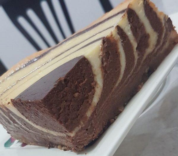 עוגת ספירלה … גבינה ושוקולד_מתכון של כרמלה שמואל