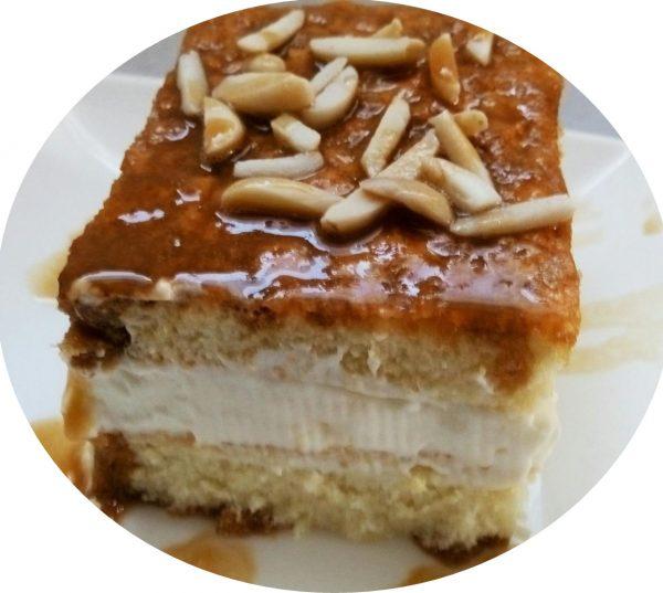 עוגת עוקץ הדבורה_מתכון של אורה ארגוב