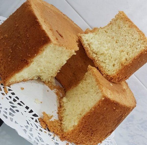 עוגת טורט ללא הפרדת ביצים_מתכון של כרמלה שמואל