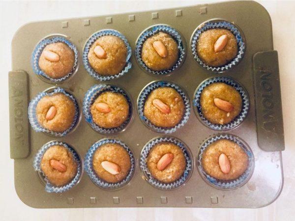 עוגיות טוניסאיות: שקדים / אגוזים / פיסטוקים / בוטנים / אגוזי מלך_מתכון של אורנה זוארי