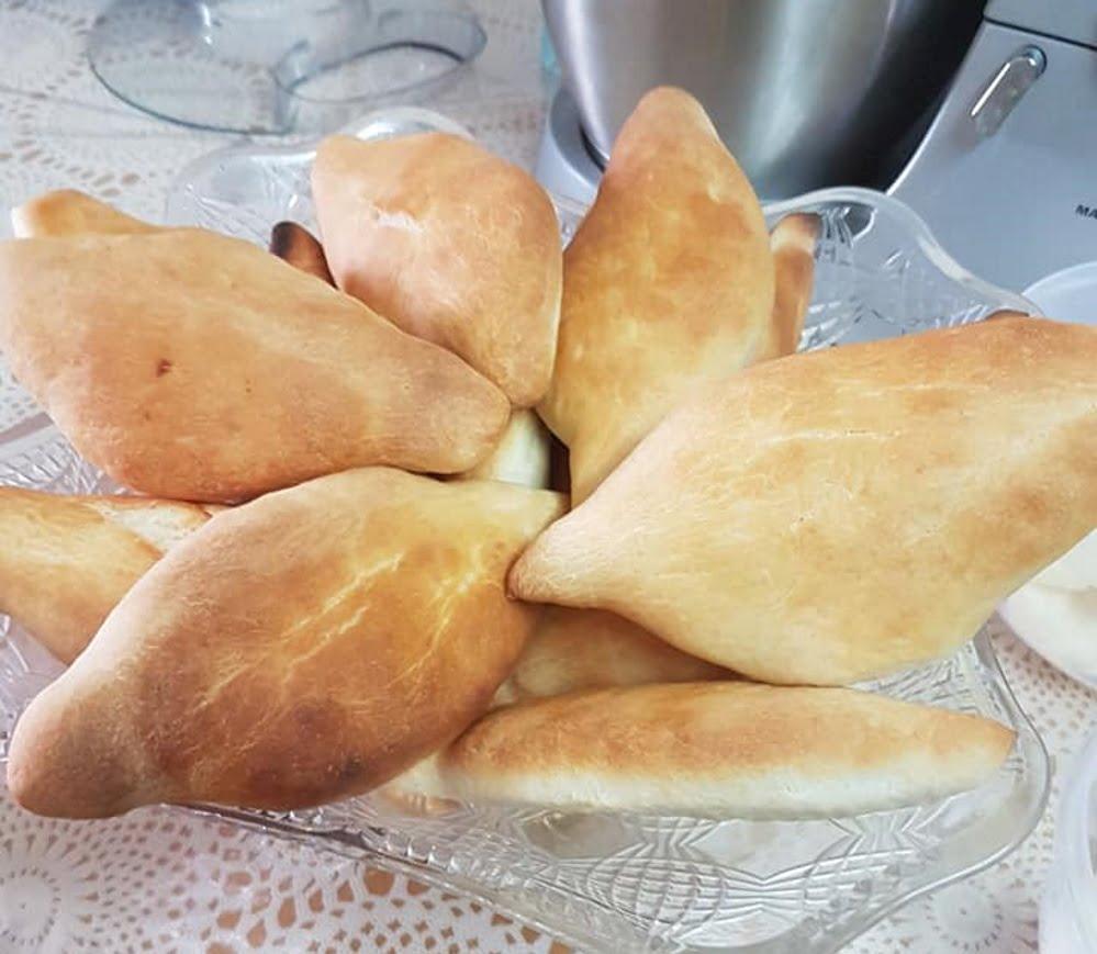 לחם (הסאמון) שאוכלים בעיראק טעים_מתכון של שולה סאלי ימין