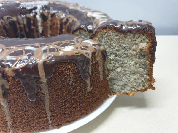 מתכון כתוב + סרטון להכנת עוגת פרג ב 5 דקות עבודה_מתכון של  ירדנה ג'נאח
