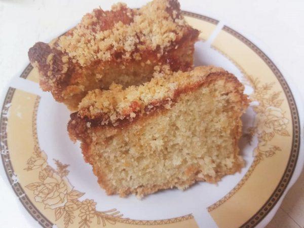 עוגה קלילה וטעימה בטירוף_מתכון של רוחמה כהן