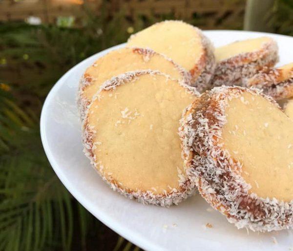 עוגיות אלפחורס טעימות_מתכון של אילנה בוכריס