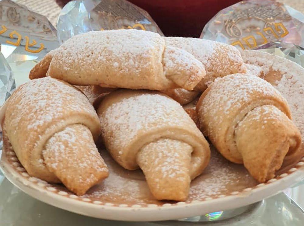 עוגיות לוקום_מתכון של : נגיעות של אהבה עוגות ועוגיות של ג'יזל  – מאסטר מתכונים