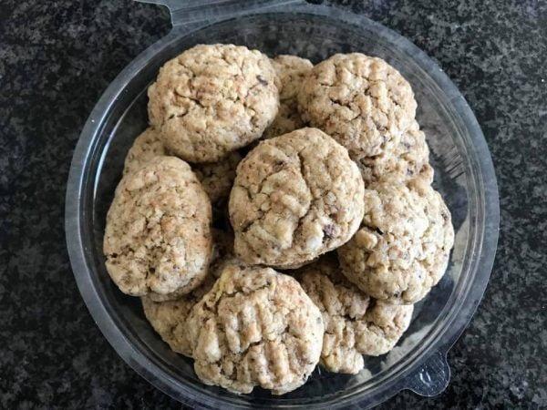 עוגיות נס קפה_מתכון של מרי שקד שירזי