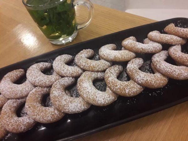 עוגיות סהרונים_מתכון של סופיה אביטל