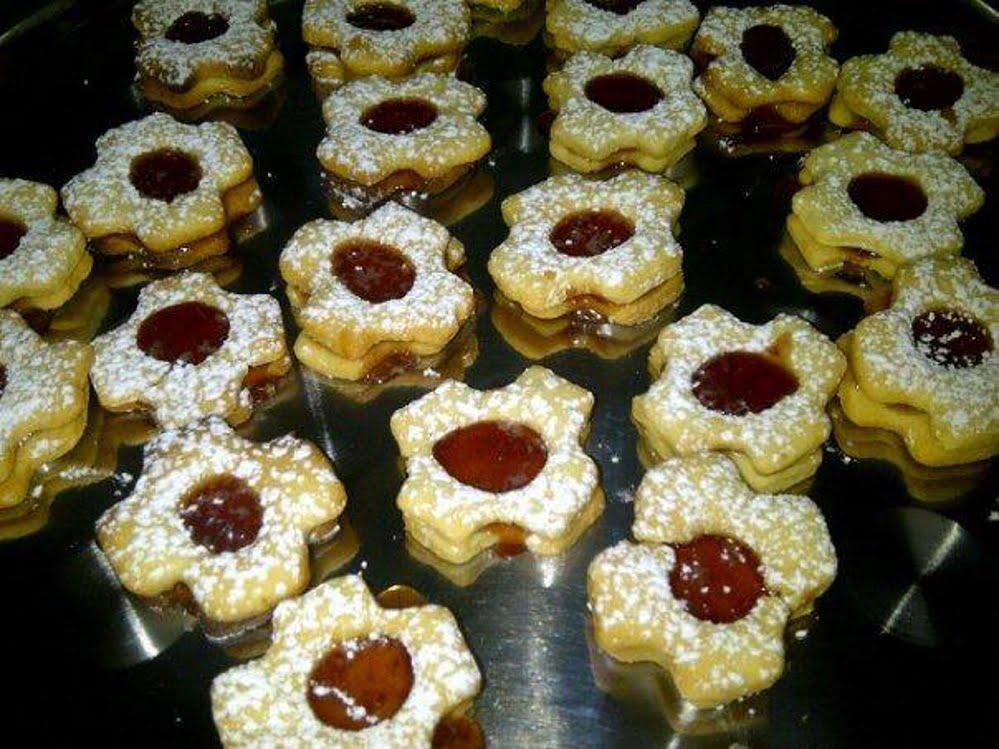 עוגיות ריבה_מתכון של חגית פרג'ון