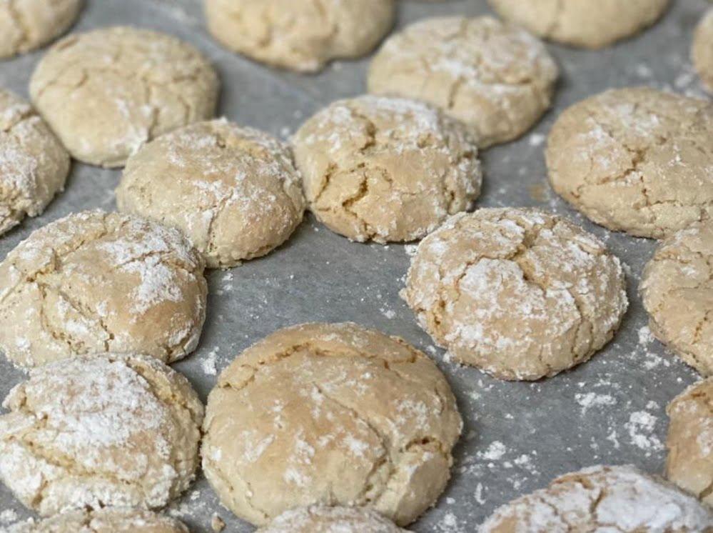 עוגיות שקדים_מתכון של שרה יוסף – מאסטר מתכונים