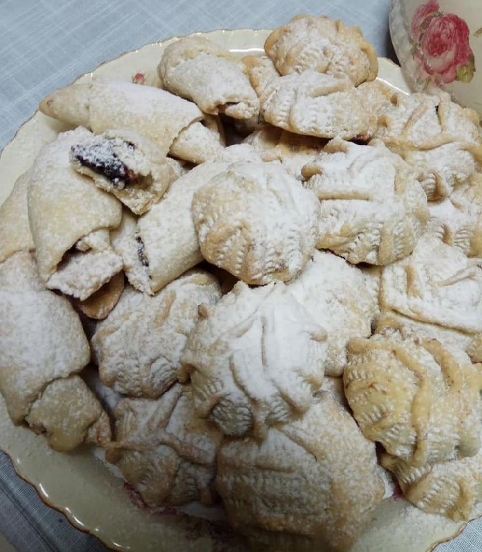 עוגיות תמרים 🌺_מתכון של יפה דודיאן