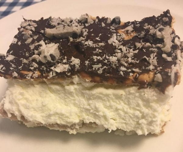 עוגת ביסקוויטים עם גבינה הכי טעימה שיש 🌺_מתכון של עדינה בטש