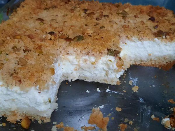 עוגת גבינה בטעם של עוד…והכי טעימה שיש גילוש_מתכון של גילה כהן-אבני