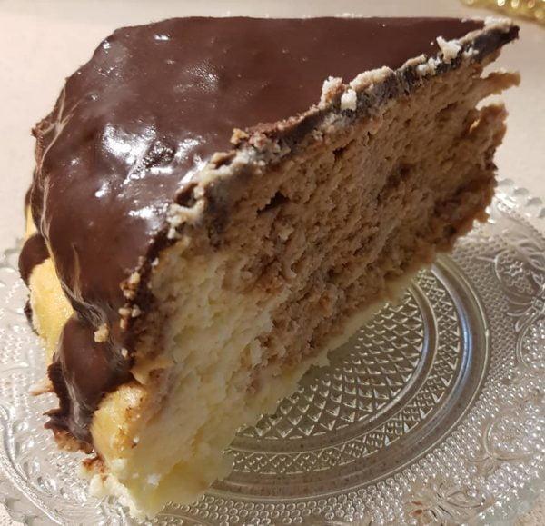עוגת גבינה שייש אפויה_מתכון של נורית יונה