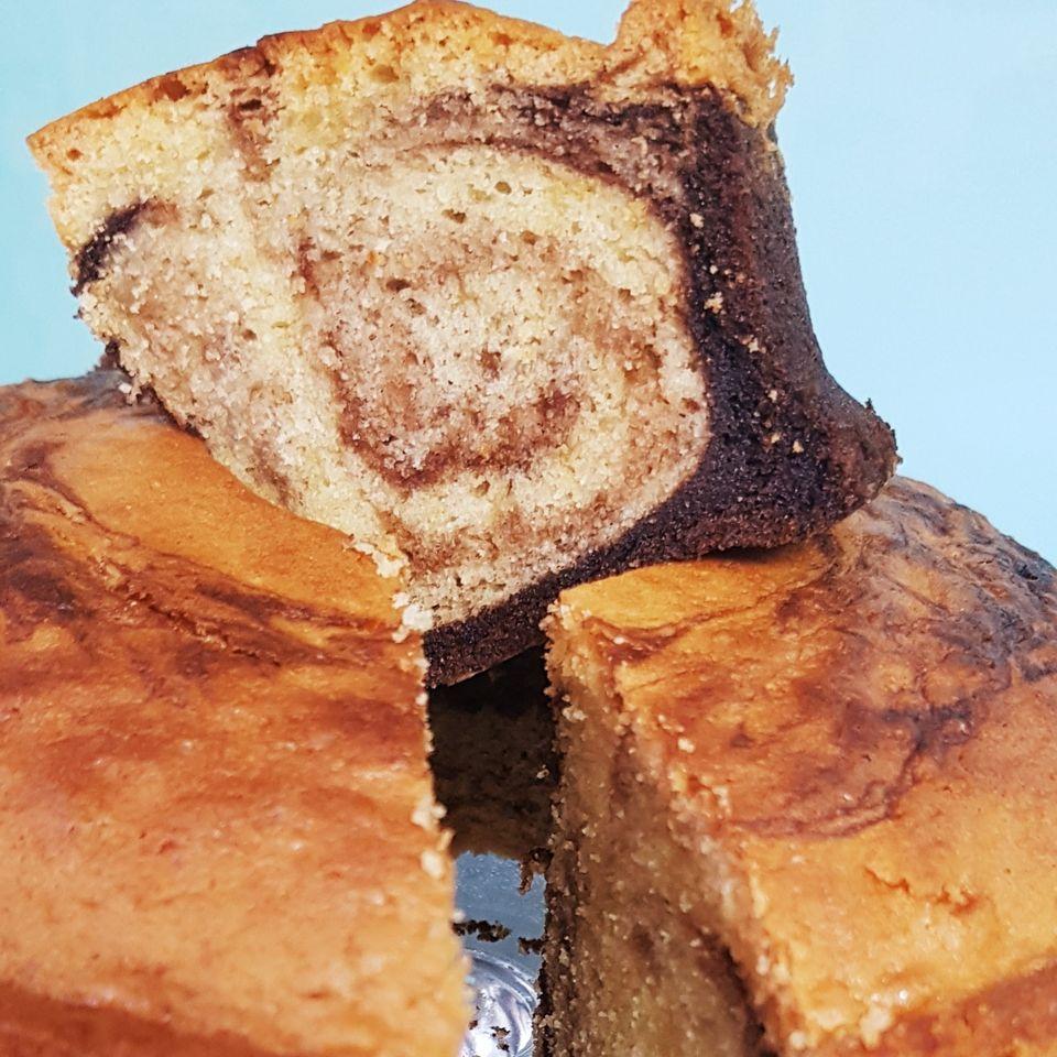 עוגת וניל מטריפה \ שיש\פרג\תפוזים_מתכון עינת חנניה\
