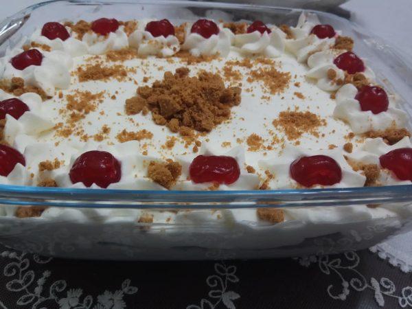 עוגת לוטוס קלה_מתכון של יפה דודיאן – מאסטר מתכונים