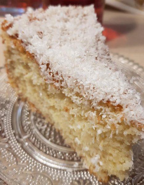 עוגת קוקוס סולת מדהימה_מתכון של נורית יונה – מאסטר מתכונים