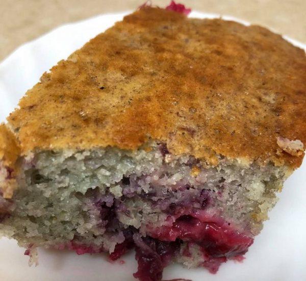 עוגת שזיפים_מתכון של עדינה בטש