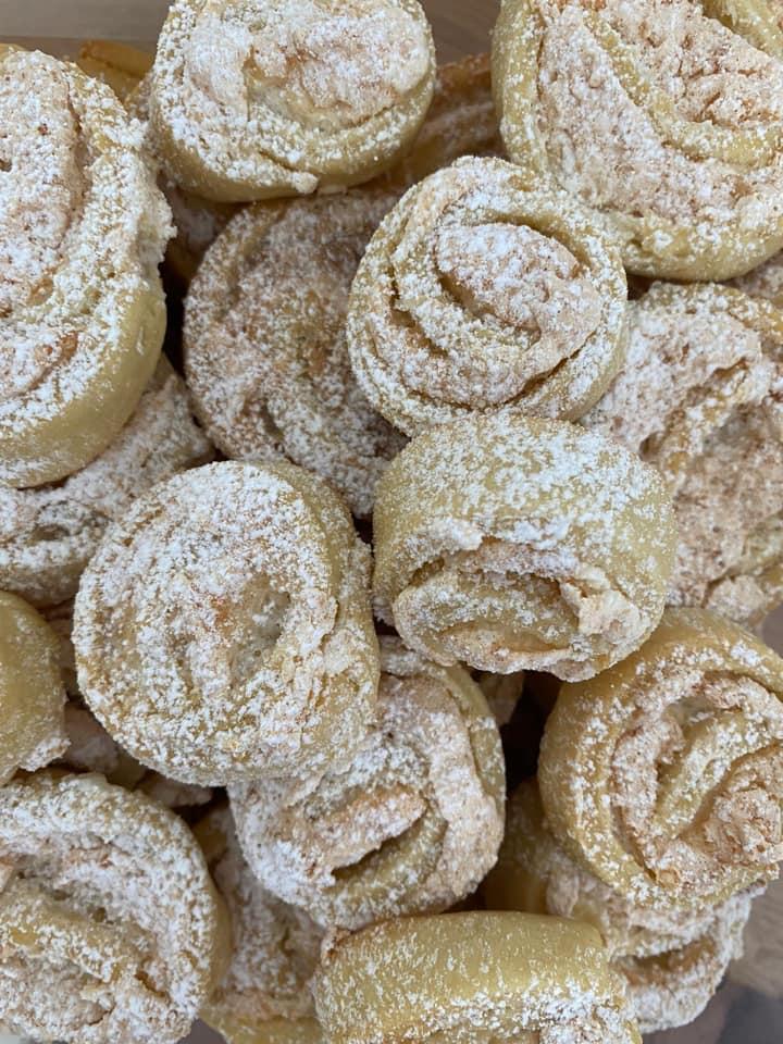 עוגיות שושנים_מתכון של סמדר ואלי וקנין