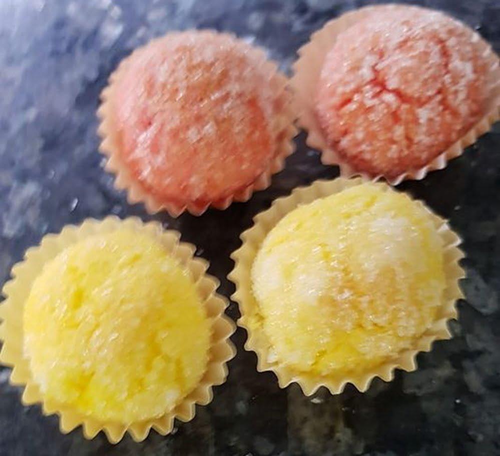 עוגיות קוקוס_מתכון של : נגיעות של אהבה עוגות ועוגיות של ג'יזל