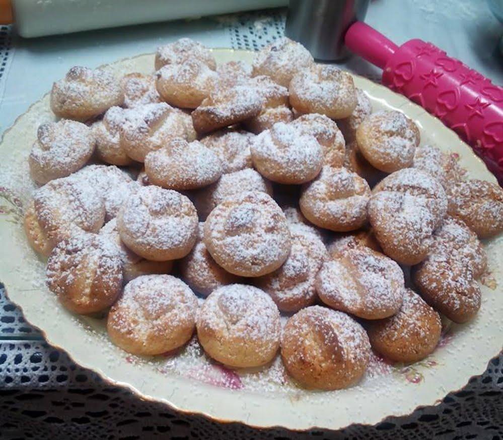 עוגיות קוקוס _מתכון של יפה דודיאן