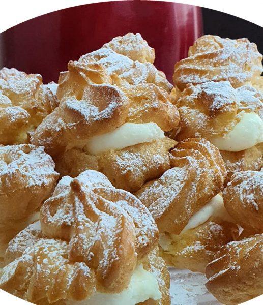 מתכון כתוב + 2 סרטונים להכנת פחזניות_מתכון של : נגיעות של אהבה עוגות ועוגיות של ג'יזל