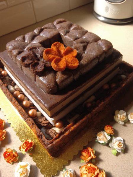 עוגת יום הולדת לבעלי היקר_מתכון של שלומית שחר
