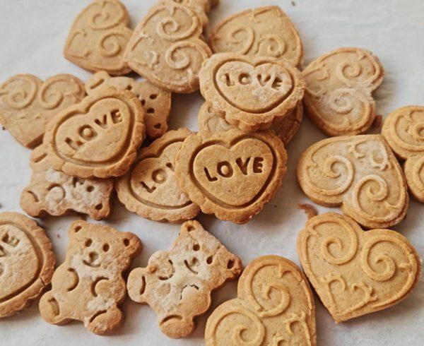 עוגיות נס קפה_מתכון של : נגיעות של אהבה עוגות ועוגיות של ג'יזל