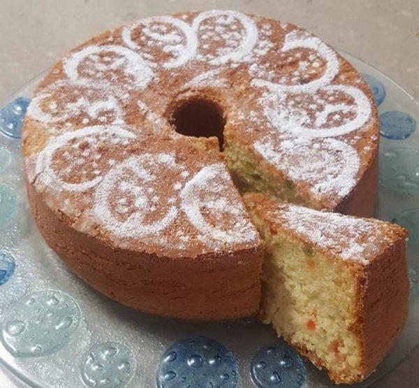 עוגת תפוזים_מתכון של עליזה ששון