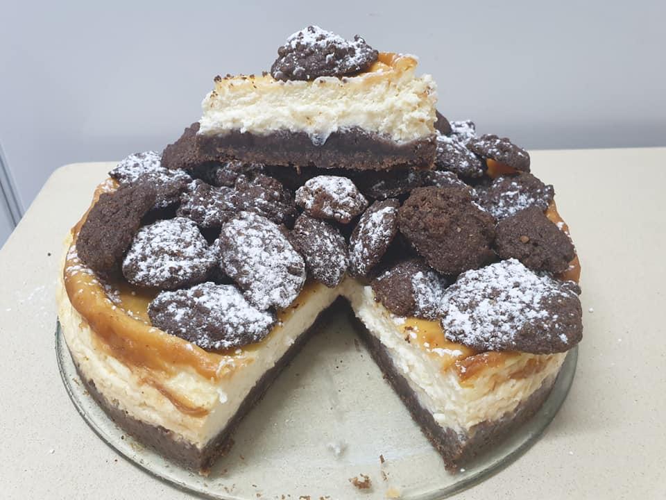 עוגת צ'יז קייק_מתכון של  ירדנה ג'נאח – מאסטר מתכונים